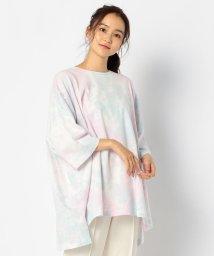 NOLLEY'S/タイダイBIG Tシャツ/503290899