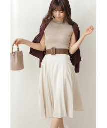 PROPORTION BODY DRESSING/サイドボリュームフレアスカート/503291100
