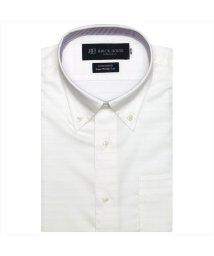 BRICKHOUSE/ワイシャツ 半袖 形態安定 ボタンダウン ピマ綿100  メンズ/503291254