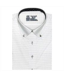 BRICKHOUSE/ワイシャツ 半袖 形態安定 レイヤードクール ボタンダウン メンズ/503291257