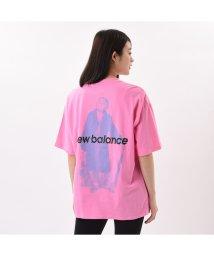 New Balance/ニューバランス/レディス/エッセンシャルズローファイグラニーショートスリーブ Tシャツ/503292110