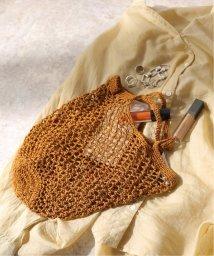 SLOBE IENA/【karakoram/カラコルム】crochet ハンドバッグ◆/503292434