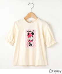 SHOO・LA・RUE(Kids) /【Disney/ディズニー】袖フリルプルオーバー/503292806