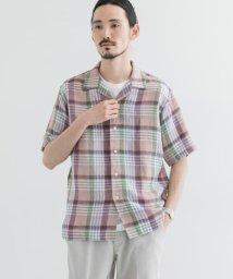 URBAN RESEARCH/パナマオープンカラーシャツ/503293339