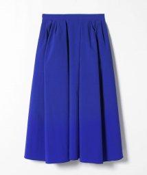 LANVIN en Bleu/ロングフレアスカート/503175417