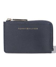 TOMMY HILFIGER/【オンライン限定】レザー カード&コインケース/503285276