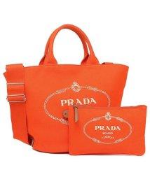 PRADA/プラダ トートバッグ レディース PRADA 1BG163 ZKI F0049 OOO オレンジ A4対応/503286295