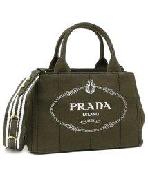PRADA/プラダ トートバッグ レディース PRADA 1BG439 ZKI F023F ROO カーキ/503286298