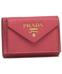 PRADA/プラダ 折財布 レディース PRADA 1MH021 2E3K F0505 ピンク/503286572