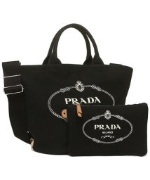 PRADA/プラダ トートバッグ レディース PRADA 1BG163 ZKI F0002 OOO ブラック A4対応/503286844
