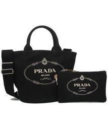 PRADA/プラダ ハンドバッグ レディース PRADA 1BG186 ZKI F0002 ブラック/503286845