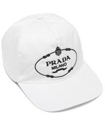 PRADA/プラダ 帽子 メンズ レディース PRADA 1HC179 2EK1 F0964 ホワイト/503286868