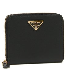 PRADA/プラダ 折財布 レディース PRADA 1ML036 QHH F0002 ブラック/503286878