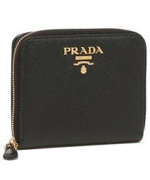 PRADA/プラダ 折財布 レディース PRADA 1ML036 QWA F0002 ブラック/503286879