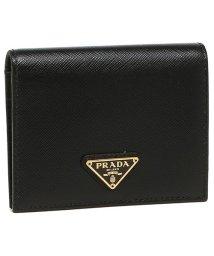 PRADA/プラダ 折財布 レディース PRADA 1MV204 QHH 002 ブラック/503286883