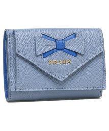 PRADA/プラダ 折財布 レディース PRADA 1MH021 2B7S F0YBN /503286951
