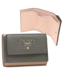 PRADA/プラダ 折財布 レディース PRADA 1MH021 ZLP F0UJL /503287077