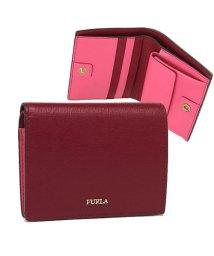 FURLA/フルラ 折財布 レディース FURLA 1045887 PBA3 B30 X58 レッド/ピンク/503287092