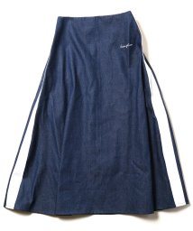RADIO EVA/EVANGELION LINE DENIM LONG SKIRT/503287299