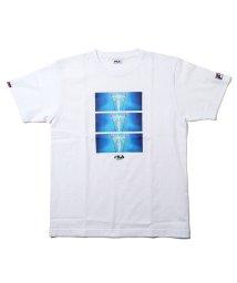 RADIO EVA/EVANGELION GRAPHIC T-Shirt by FILA/503287307