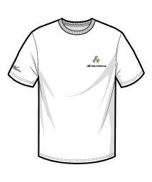 NewBalance/ニューバランス/メンズ/スポーツスタイルマイケルリーダーポートレートショートスリーブ Tシャツ/503295185