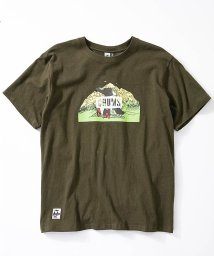 CHUMS/チャムス/Booby in Utah T-Shirt / ブービー イン ユタ Tシャツ/503297644