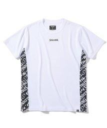 SPALDING/スポルディング/バレーボール Tシャツ ロゴグラフィック サイド/503298924