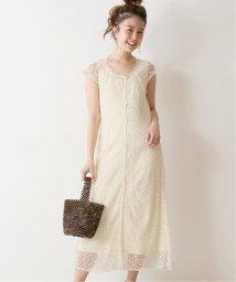 U by Spick&Span/フラワー刺繍ドレス◆/503300130