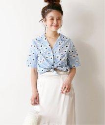 U by Spick&Span/フラワーシャツ◆/503300132