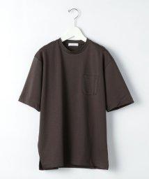 green label relaxing/CM ハイゲージ ポンチ クルーネック 半袖 Tシャツ カットソー/503025356