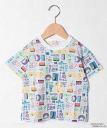 petit main/【DISNEY/PIXAR】 モンスターズ・インク デザイン総柄Tシャツ/503264552