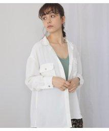 Avan Lily/ミリタリーシャツ/503301485