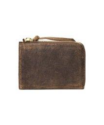 SLOW/スロウ 二つ折り財布 本革 メンズ レディース ブランド SLOW kudu クーズー Lジップショートウォレット 333s82i/503301628