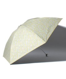 "MACKINTOSH PHILOSOPHY(umbrella)/MACKINTOSH PHILOSOPHY 晴雨兼用折りたたみ傘 ""フラワー オーバーロック""/502931774"