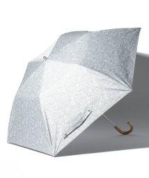 "MACKINTOSH PHILOSOPHY(umbrella)/MACKINTOSH PHILOSOPHY 晴雨兼用折りたたみ傘 ""フラワー オーバーロック""/502931775"