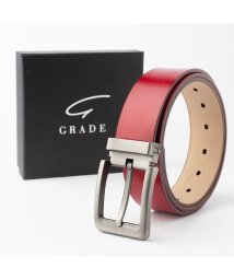 GRADE/GRADE メンズ 本革 レザーベルト/503264570