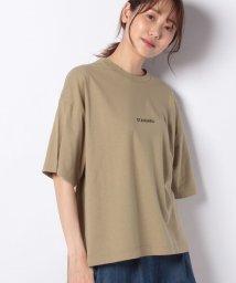 JNSJNL/【ZEROSTAIN】スモールロゴTシャツ/503282933