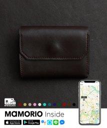 LIFE POCKET/紛失防止タグ MAMORIO搭載 ライフポケット Mini Wallet2 ミニ財布 財布 スマートウォレット WL001 スキミング防止 RFID付き/503285494