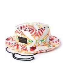 NEW ERA/ニューエラ NEW ERA トレッキング 帽子 OUTDOOR ADVL PENDLETON IVO WPATCH 12325736/503300636