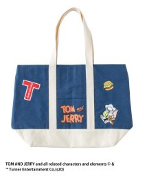 212KITCHEN STORE/212Kオリジナル TOM&JERRY (トムアンドジェリー) 行楽保冷トート トム NV/503160974