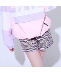 atmos pink/アトモスピンク サイドポケット ショートパンツ/503260558