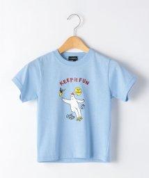 green label relaxing (Kids)/〔吸水速乾〕スポーツクマ Tシャツ/503287502