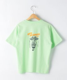 green label relaxing (Kids)/【ジュニア】FOODキャラクター Tシャツ/503287508