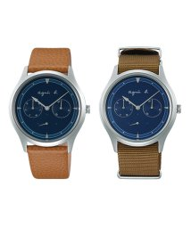 agnes b. HOMME/LM02 WATCH  FCRT958/503289170