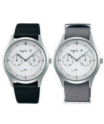 agnes b. HOMME/LM02 WATCH  FCRT960/503289172