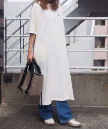 actuelselect/【Lee】LOGO SIDE SLIT DRESS/503292768