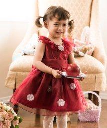Catherine Cottage/妖精のようなオーガンジーとお花のカラードレス/503297572