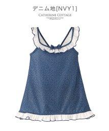 Catherine Cottage/フリルワンピース スイムウェア/503298114