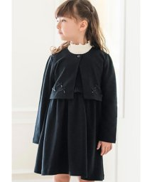 Catherine Cottage/リボンボレロ&フリルジャンパースカートセット(100-130cm)/503298500