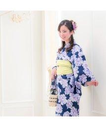 Catherine Cottage/ジュニア・レディース  京都発 レトロ柄こだわり浴衣セット/503299934